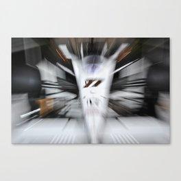 Formula Zoom (original) Canvas Print