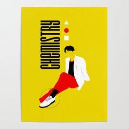 SHINee - Chemistry Poster