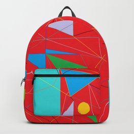 Euclid's Spider Webs Backpack