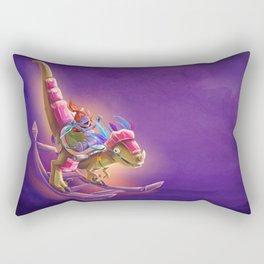 Raptor Swing - Warcraft Rectangular Pillow