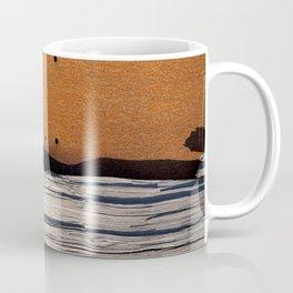 Rust & Old Wood Coffee Mug