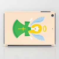 angel iPad Cases featuring Angel by Wharton