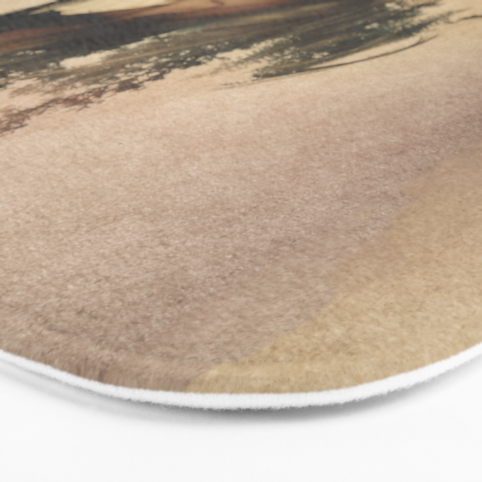 Lost In Thought Bath Mat