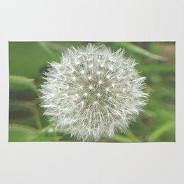 Dandelion Seedhead Rug