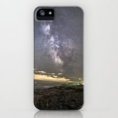 Milkyway at the Backshore iPhone SE Slim Case