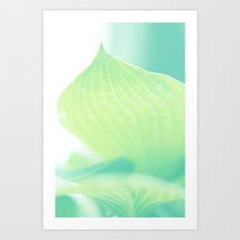 Tropical NO2 Art Print