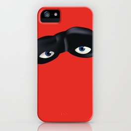 Pixar - Mr Incredible - Bob Parr / Mr Incredible iPhone Case