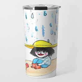 Rain Oh Rain Travel Mug