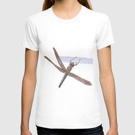 Shy Little Dragonfly T-shirt