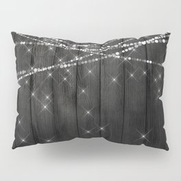 Fairy Lights on Wood 07 Pillow Sham