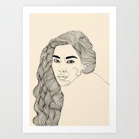 Pure Art Print