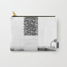 Architecture of Impossible_Spread Pavia Carry-All Pouch