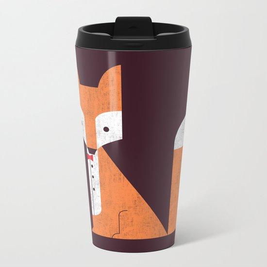 Le Sly Fox Metal Travel Mug