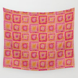 Circle in A Square Wall Tapestry