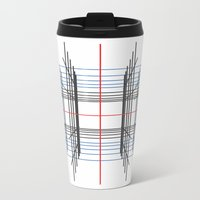 3d Travel Mugs featuring 3D by Jerry Watkins