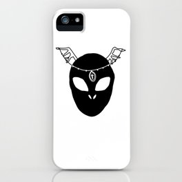 Dear Alien iPhone Case