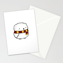 Magical Little Owl Stationery Cards