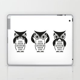 Wise Owls Laptop & iPad Skin
