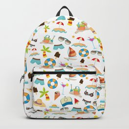 Summer mood Backpack