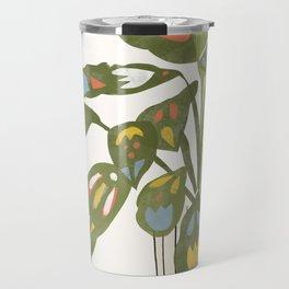 Scandinavian Plant Travel Mug
