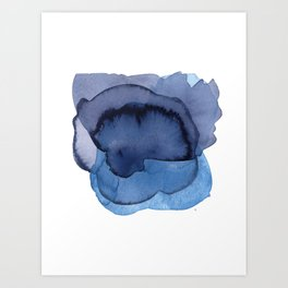 Blooming Forth Art Print