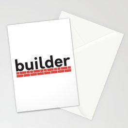 builder Stationery Cards
