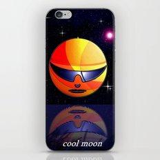 COOL MOON. iPhone & iPod Skin