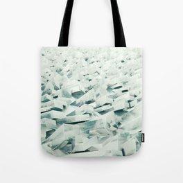 Frozen Shore Tote Bag