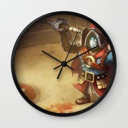 Jaximus League of Legends Wall Clock