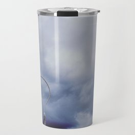 Lamp Post Travel Mug
