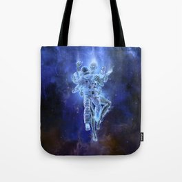 Deep Space Embrace Tote Bag
