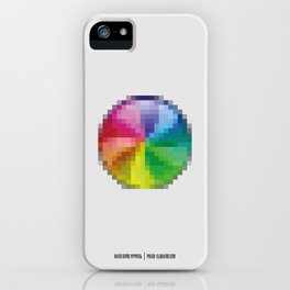 PAUSE – Disaster iPhone Case