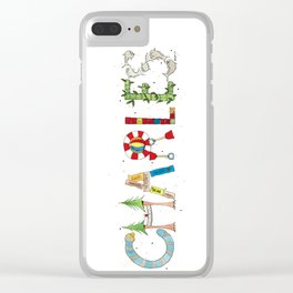 Charles Clear iPhone Case