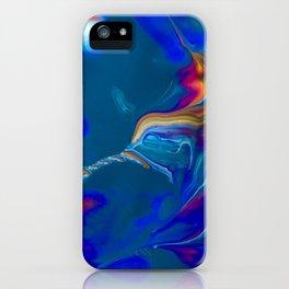 Hummingbird Nebula iPhone Case
