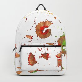 Pencil shavings Backpack