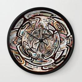 Sun Shifter Wall Clock