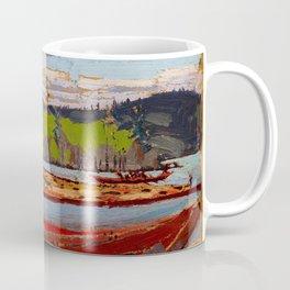 Tom Thomson - Boat Coffee Mug