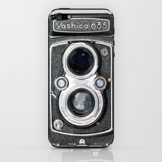 Yashica Vintage Camera iPhone & iPod Skin