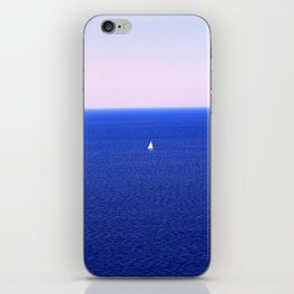 Tobermory Sailboat iPhone Skin