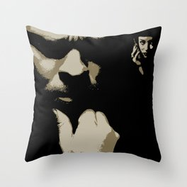 Juxtapose I Throw Pillow