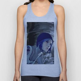 Chloe and The Storm Unisex Tank Top