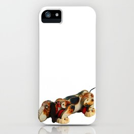 Snoopy Dog iPhone Case