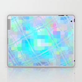 Re-Created Twisted SQ I by Robert S. Lee Laptop & iPad Skin