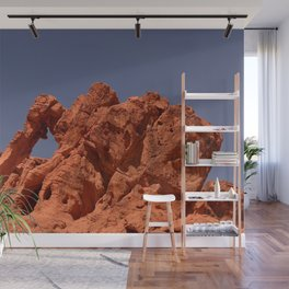 Elephant Rock, Valley of Fire Wall Mural