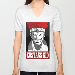 Eustass Kid OB Unisex V-Neck