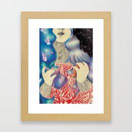 First Born Framed Art Print