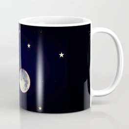 Moon Banjo Coffee Mug