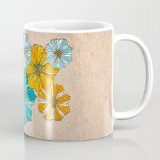 Sunny flowers Mug