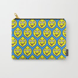 Sweet Lemon Carry-All Pouch