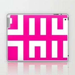 Licorice Bytes, No.20 in Black and Pink Laptop & iPad Skin